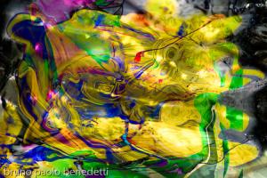 arte digitale da foto elaborata da fotografia